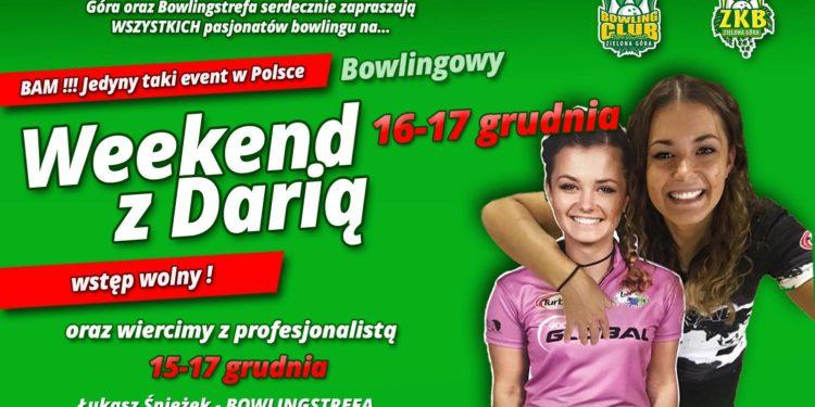 Weekend z Darią Pająk