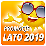 Wakacje 2019 – Promocje !