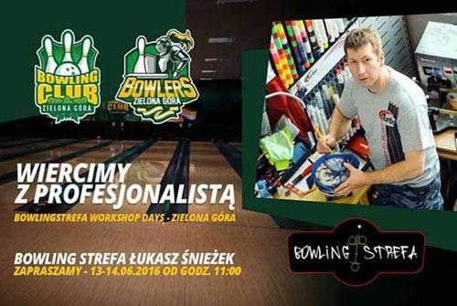 Bowling Strefa WorkShop Days – Zielona Góra